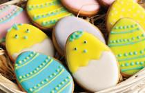 Easter Ideas: Egg-cellent Biscuits