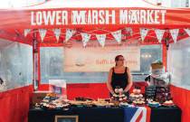 Street Food for the Soul: Lower Marsh Food Market