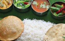 Ditch Your Plate for Banana Leaves, South Indian Style